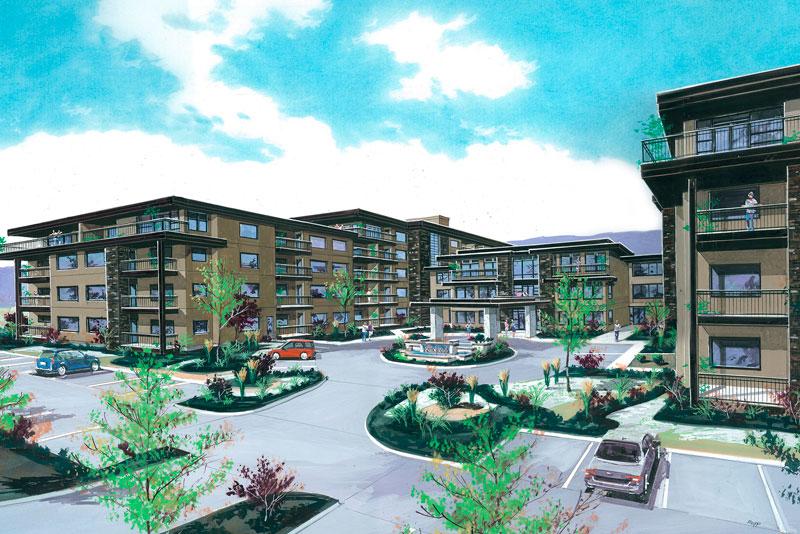 Parkwood rendering