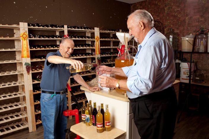 Westwood - Wine Making