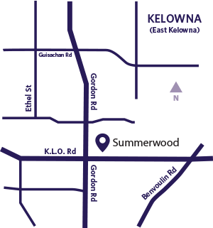 Summerwood area map